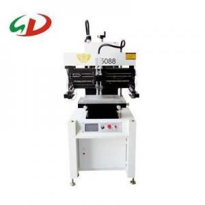 China Semi-Auto SMT stencil printer Solder Paste Printer Manufacturer on sale