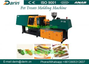 China Multi - purpose Animal Feed Machine / Injection moulding pet extruder machine on sale