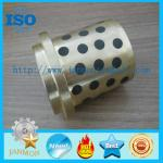 Oil Impregnated Graphite Bronze Bushings,Flange brass bush,Graphite brass flanged bush,flange sliding bush,flange bushes