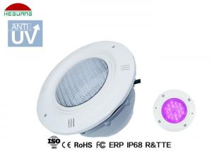 China Φ279×193mm Swimming Pool Light Housing , Underwater Light Housing 2m Wire Out on sale