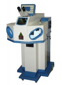 China LAMP PUMP AUTOMATIC YAG LASER WELDER for tools, accessories, tableware, lightings on sale
