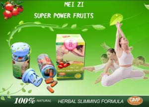 China Meizi Lose Weight Capsules , Natural Fruits Diet Pills Weight Loss on sale