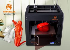 China Large Build Size Professional 3D Printers / 3D Modeling Machine High Resolution on sale