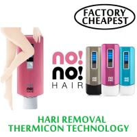 No No Hair Pro5 Thermicon Technology Hair Removal Blue Ray Heating Depilation