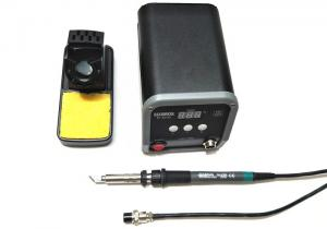 China Rework Soldering Station For Electronics ,  Antistatic Soldering And Desoldering Tools on sale