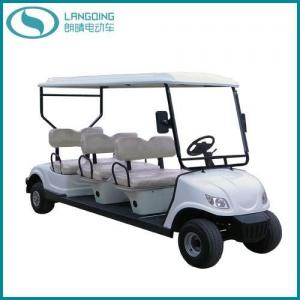 China CE Electric Car Club Buggy Tourist Car 6 Seats (LQY065) on sale