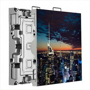 China Ultra Light P6 Hd Custom Led Signs Display Screen With Front Service on sale