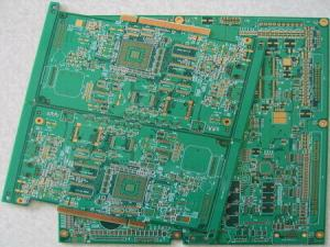 China TACONIC HDI Multilayer PCB Design Impedance Control And Buried Via 0.25mm Hole Size on sale