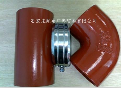 EN877 Cast Iron Pipe Fittings/DIN EN877 Cast Iron Fitting/BS