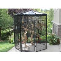 Five Sided Walk In Bird Aviary (BASIC PACKAGE)