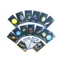 China Printable Custom Board Game Cards / Poker Business Cards Gloss Varnish Finishing on sale