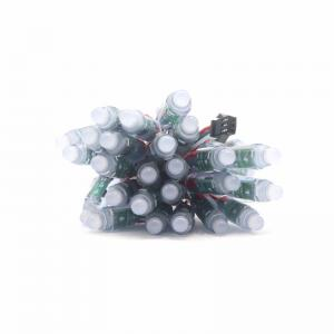 China 12mm 5V Led Pixel Light Full Color Led Module Waterproof LED Pixel Module on sale