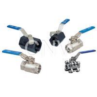 gas ball valve