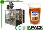 Premade Bag Tea Powder Packing Machine Heat Sealing Equipment
