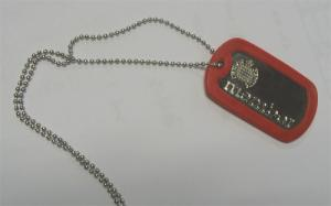 China rubber dog tag,  with high quality and competitive price on sale