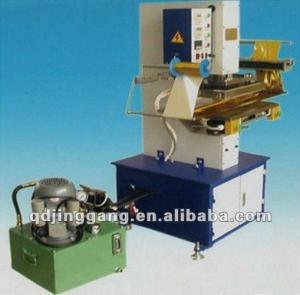 China TJ-63 Medium-sized Hydraulic Hot Stamping Machine on sale