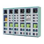 空港/場所はリモート・コントロール機能のロッカーの自動販売機を自動化しました