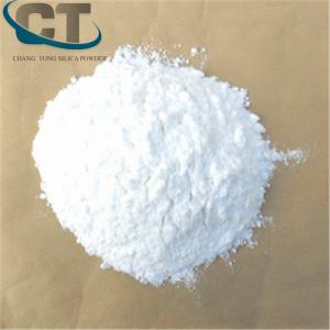 China 200-6000M white high percent conversion Silica powder for metal casting Professional manufacturers on sale