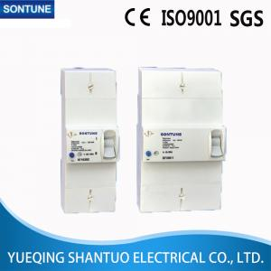 China Adjustable STACO Copper Differential Circuit Breaker With Overcurrent Protection on sale