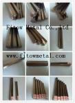 Round/flat/hexagon titanium rod and titanium bars ASTM B348 AMS 4928 for sale