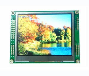 China 3.5 inch 320x240 dots matrix tft lcd module support 8080/6800 I2C or 3/4-wire SPI I/F with 4-wire resistive touch panel on sale