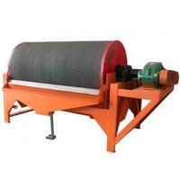 China ISO certificate drum magnetic separator in Zhengzhou on sale