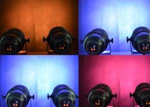 China RGB Aluminum 50 / 60 Hz Edison LED Par lighting Equipment for Pub, Bar, Stage TPL031 on sale