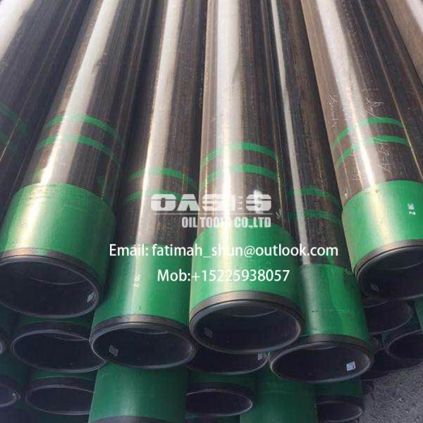 API 5CT OCTG Casing Tubing and oil casing pipe,Welded Steel