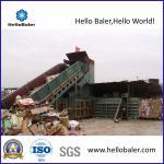 automatic carton baler with conveyor(HFA10-14)