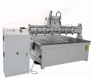 China High precision GW1325 multi spindle cnc router woodworking machine on sale