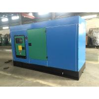 China 3 Phase 4 Pole Diesel Power Generator Water Cooled Generator 150KVA Standby Generator on sale