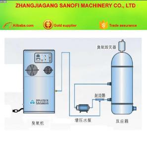 China CH Ozone Sterilization Plant Machine Generating System on sale