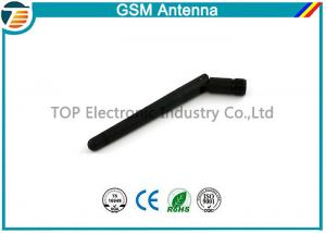 China Wireless Rubber Flexible GSM GPRS Antenna 2 dBi Gain 900MHz / 1800MHz on sale