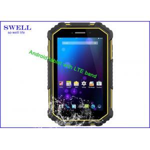 China 4G USA LTE ruggedized waterproof shockproof phone  wifi GPS 7 inch windows tablets IP6X on sale