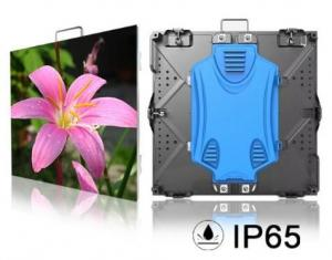 China 640 X 640mm P5 Ultra Thin LED Display , Die Cast Aluminum LED Stage Display Screen on sale