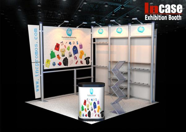 Expo Display Stands : Booth display resuable custom expo display stands for sale