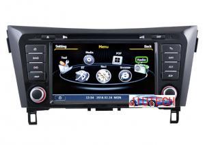 China Las multimedias estéreas del DVD del coche para la radio estéreo de la navegación GPS del X-rastro de Nissan Qashqai dirigen la unidad on sale