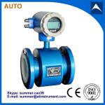 electromagnetic industrial wastewater flowmeter with low cost