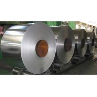 China Weatherproof Aluminum Sheet Coil Beautiful Folded Edge Corrosion Resistant on sale