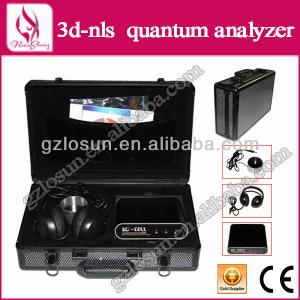 China 2015 Newest 3D NLS Health Analyzer Full Body Health Detector on sale