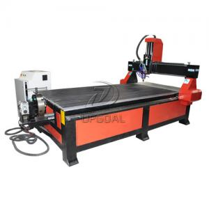 4*8 Feet 4 Axis Wood CNC Router with Underneath Rotary Axis
