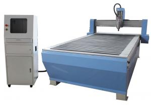 China Durable CNC Wood Engraving Machine Z Axis With 1300*2500mm Working Area on sale