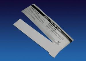 China IDP Re Transfer Printer Cleaning  Long T Shape Cleaning Card Kit ISO Certification on sale