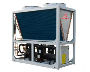 China modular air cooled scroll chiller on sale