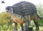 China Animatronic Outdoor Dinosaur Statues , Dinosaur Yard DecorationsWith Infrared Ray Sensor wholesale