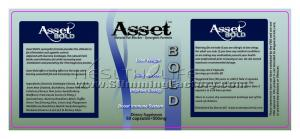 Asset Bold Dietary Supplement For Sale Slimming Capsule