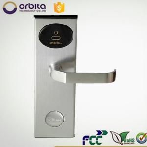 China RFID cardkey door lockset on sale