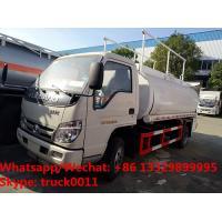 HOT SALE! forland 4*2 RHD 5,000Liters diesel dispensing truck,  Factory sale good price RHD refueler truck