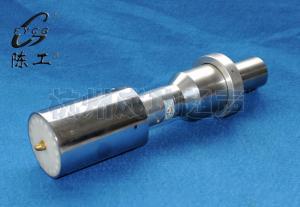 China Branson Piezoelectric Ultrasonic Transducer Booster 20 Khz 2000W on sale