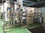 Drinking Active Carbon Filter 1T/H RO Water Treatment Equipment